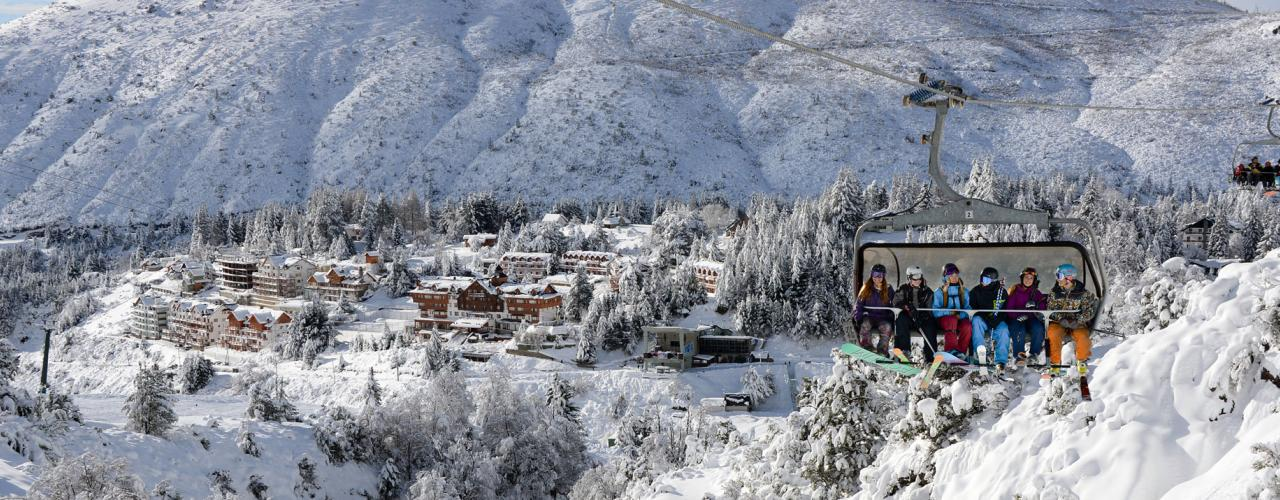 Cerro catedral temporada de ski 2018 for Fuera de pista cerro catedral